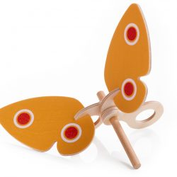 Finger-Schmetterling_gelb