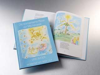 Die Bücher vom Atelier LILA